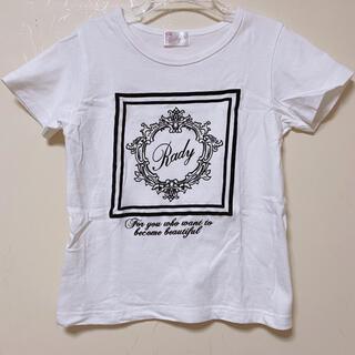 レディー(Rady)のちびrady ホテルシリーズ Tシャツ(Tシャツ/カットソー)