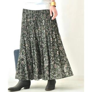 ハグオーワー(Hug O War)のハグオーワー  デボーpt スカート サイズ2 タグ付き 新品(ロングスカート)