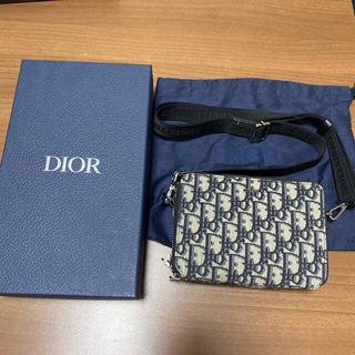 ディオール(Dior)のDior ショルダーストラップポーチ(ショルダーバッグ)