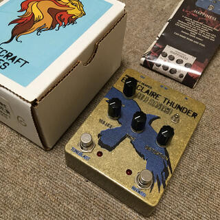 Dwarfcraft Devices Eau Claire Thunder(エフェクター)
