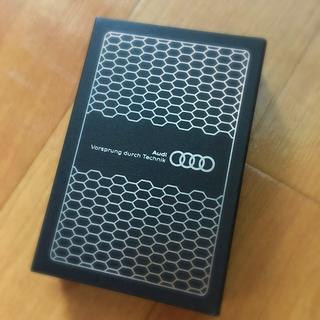 アウディ(AUDI)のセール‼︎ 希少 アウディ トランプ カード 新品(車外アクセサリ)