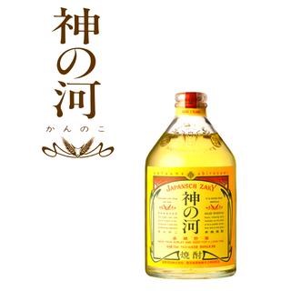 新品 未開封 神の河 25度 720ml 本格焼酎 長期貯蔵 薩摩酒造(焼酎)
