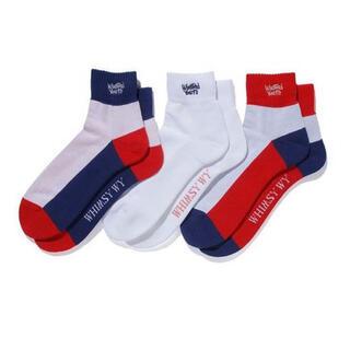 ジーディーシー(GDC)のWHIMSY Wasted Youth Verse Socks(ソックス)