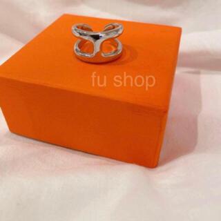 アパルトモンドゥーズィエムクラス(L'Appartement DEUXIEME CLASSE)のシルバー925 デザインリング(リング(指輪))