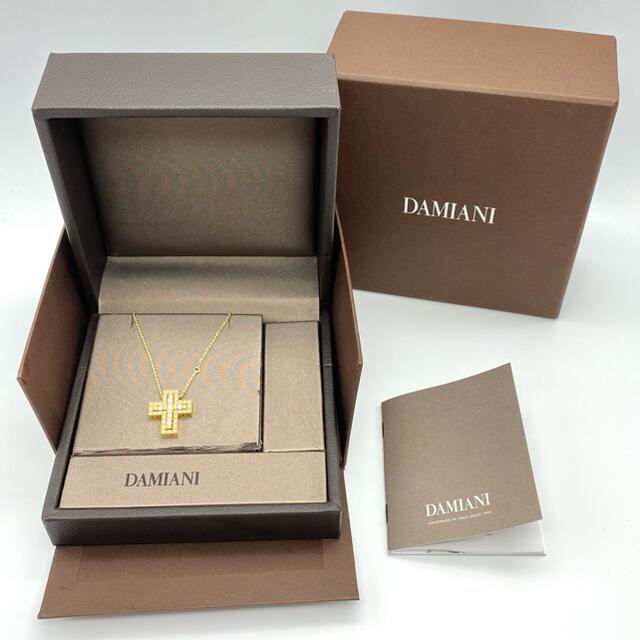 Damiani(ダミアーニ)の【訳あり品】 ダミアーニ ベルエポック Sサイズ YG ネックレス メンズのアクセサリー(ネックレス)の商品写真