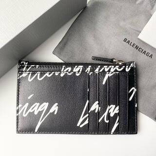 バレンシアガ(Balenciaga)の激レア【新品未使用直営店購入】バレンシアガ フラグメントケース ミニ財布(コインケース/小銭入れ)