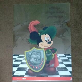 ミッキーマウス クリアファイル(クリアファイル)