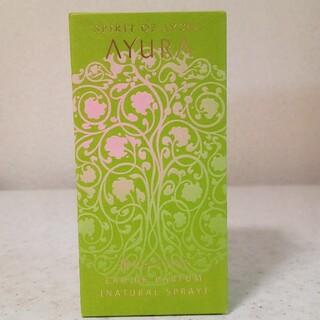 アユーラ(AYURA)の新品✩スピリットオブアユーラ オードパルファム ナチュラルスプレー 50ml(香水(女性用))