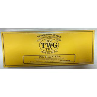 TWG 1837 ブラックティー (2.5g×15袋)(茶)