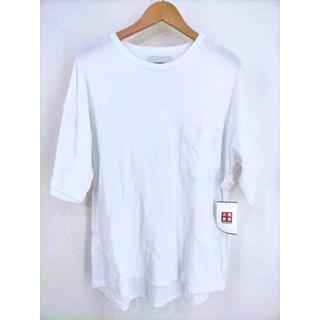 ジョンブル(JOHNBULL)のJohnbull(ジョンブル) バリアントリブビッグTシャツ メンズ トップス(Tシャツ/カットソー(半袖/袖なし))