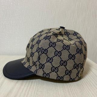 グッチ(Gucci)のGucci チルドレン キャップ Lサイズ 帽子(帽子)