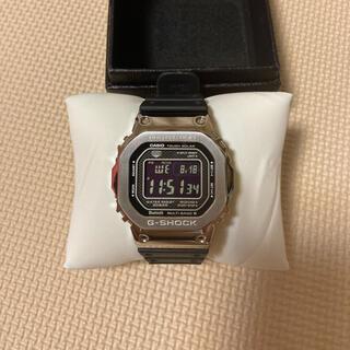 ジーショック(G-SHOCK)のCASIO G-SHOCK GMW-B5000-1JF  メタル(腕時計(デジタル))