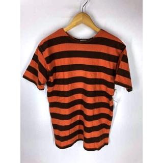ウエアハウス(WAREHOUSE)のWAREHOUSE(ウェアハウス) 半袖 ボーダーカットソー メンズ トップス(Tシャツ/カットソー(半袖/袖なし))
