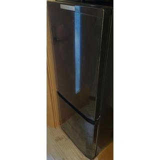 ミツビシデンキ(三菱電機)の三菱 冷蔵庫 MR-P15X-B(冷蔵庫)