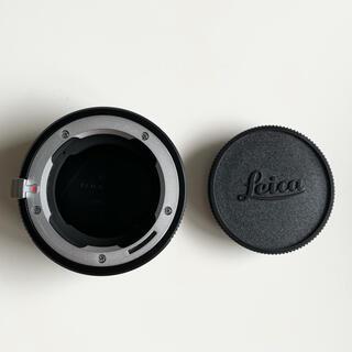 ライカ(LEICA)の使用一回 ライカ Mレンズアダプター Mレンズ/SL・TLボディ用 ブラック(レンズ(単焦点))