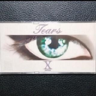 【送料無料】8cm CD ♪ X JAPAN ♪Tears♪(ポップス/ロック(邦楽))