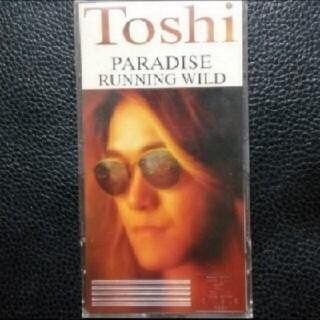 【送料無料】8cm CD♪Toshi♪PARADISE(ポップス/ロック(邦楽))