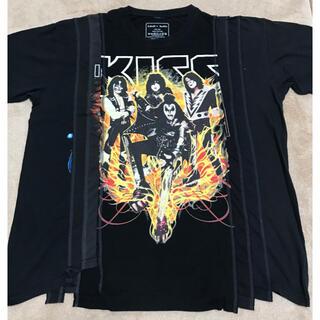 ニードルス(Needles)のSALE ニードルス 再構築 kisstシャツ(Tシャツ/カットソー(半袖/袖なし))