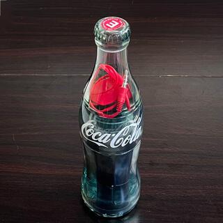 コカコーラ(コカ・コーラ)のコカコーラ スピーカー ノベルティ非売品(スピーカー)