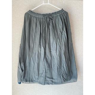サマンサモスモス(SM2)のリバーシブル スカート  SM2 Mサイズ(ひざ丈スカート)