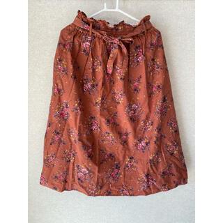 サマンサモスモス(SM2)のタグ付き SM2 スカート (ひざ丈スカート)