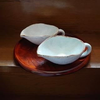 納豆鉢? 注ぎ口小鉢2つセット(食器)