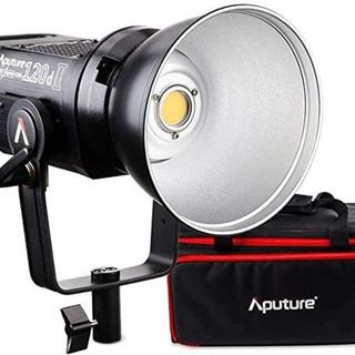 市場最低価格‼️新品★Aputure120D★LED定常光★撮影ライト LED(その他)