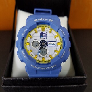 ベビージー(Baby-G)のカシオ Baby-G 美品(腕時計(デジタル))