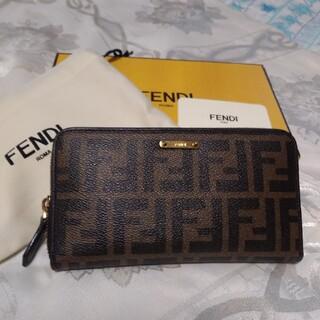 フェンディ(FENDI)のまおまお様専用‼️FENDI 長財布(長財布)