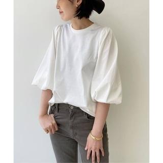 アパルトモンドゥーズィエムクラス(L'Appartement DEUXIEME CLASSE)のL'AppartementGather Long sleeve Tee(Tシャツ/カットソー(七分/長袖))