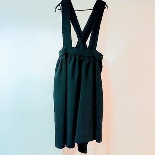 ブラックコムデギャルソン(BLACK COMME des GARCONS)のブラックコムデギャルソン 吊りスカート(その他)