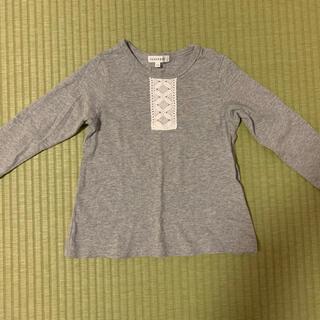 サンカンシオン(3can4on)のカットソー 110   3can4on(Tシャツ/カットソー)