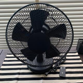 プラスマイナスゼロ(±0)のプラスマイナス0 ファン XQS-S010(B)(扇風機)