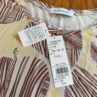 アズールバイマウジー(AZUL by moussy)のAZUL by moussy アズールバイマウジー トップス 新品 レディース(Tシャツ(半袖/袖なし))