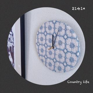 ミナペルホネン(mina perhonen)の2141* 現品 ミナペルホネン 壁掛け時計(掛時計/柱時計)