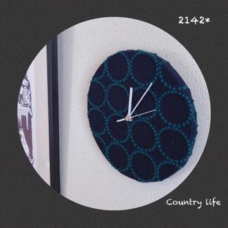 ミナペルホネン(mina perhonen)の2142* 現品 ミナペルホネン 壁掛け時計(掛時計/柱時計)