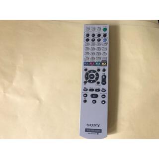 ソニー(SONY)のソニー SONY RM-NJ06DH  HDDコンポ用 リモコン(その他)