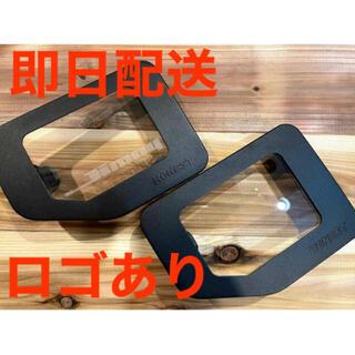 【新品・未使用】ロゴあり!HONEST ジムニー ガラスリッド JB64(車種別パーツ)