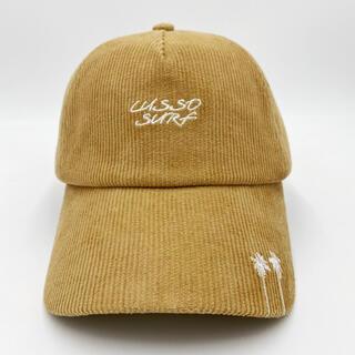 スタンダードカリフォルニア(STANDARD CALIFORNIA)の正規品☆LUSSO SURF パームツリー刺繍キャップ 帽子 RVCA(キャップ)