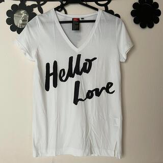 ダブルスタンダードクロージング(DOUBLE STANDARD CLOTHING)の美品❤︎ダブルスタンダードTシャツ36(Tシャツ(半袖/袖なし))
