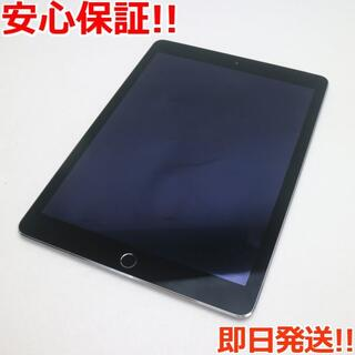 アップル(Apple)の美品 SOFTBANK iPad Air 2 64GB グレイ (タブレット)