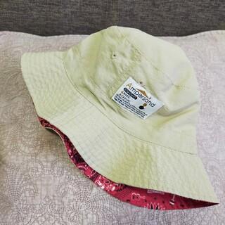 アンパサンド(ampersand)のサファリハット アンパサンド 48cm(帽子)