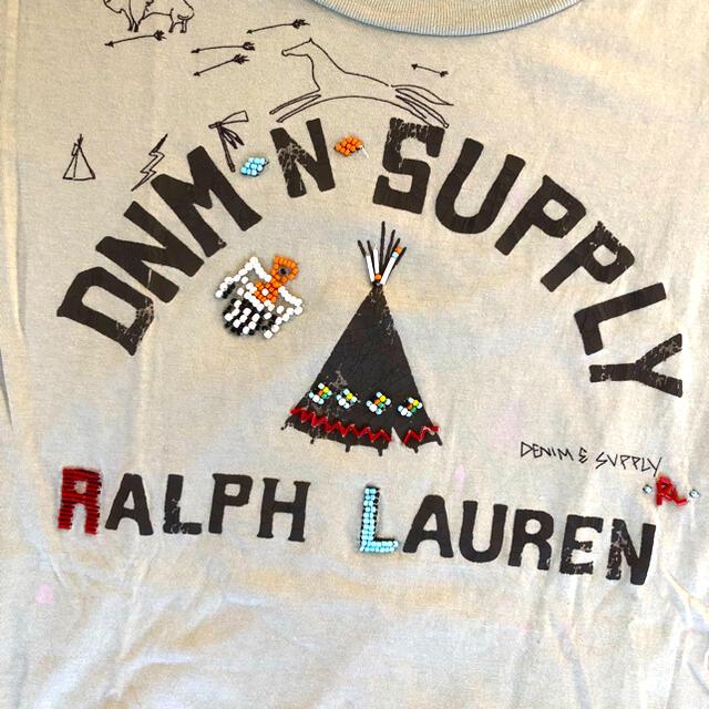 Denim & Supply Ralph Lauren(デニムアンドサプライラルフローレン)のデニムアンドサプライ Tシャツ メンズのトップス(Tシャツ/カットソー(半袖/袖なし))の商品写真
