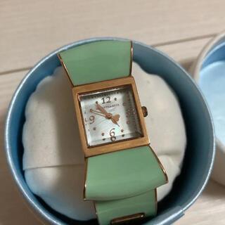 サマンサシルヴァ(Samantha Silva)のサマンシルヴァ ミントグリーン 時計(腕時計)