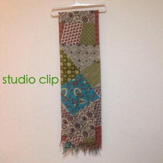 スタディオクリップ(STUDIO CLIP)のスタジオクリップ✳︎スカーフ(バンダナ/スカーフ)