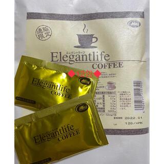 エレガントライフコーヒー 12包(ダイエット食品)