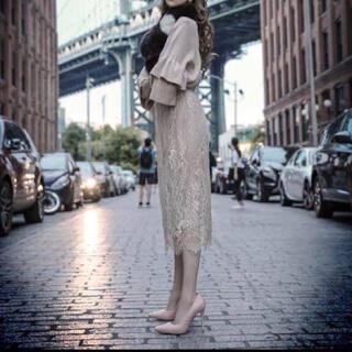 エミリアウィズ(EmiriaWiz)のemiriawiz エミリアウィズ リバージブルニットスカート(ロングスカート)