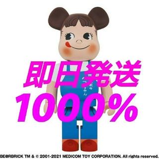 メディコムトイ(MEDICOM TOY)のBE@RBRICK ペコちゃんThe overalls girl 1000%(その他)