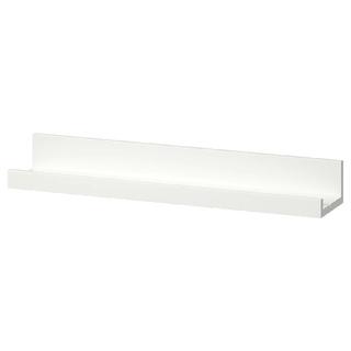 イケア(IKEA)のIKEA アート用 飾り棚 ホワイト(棚/ラック/タンス)