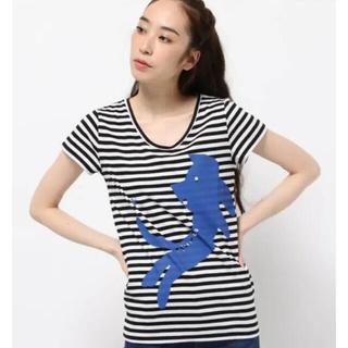 ツモリチサト(TSUMORI CHISATO)のTSUMORI CHISATO キラネコT(Tシャツ(半袖/袖なし))